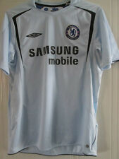 Chelsea 2005-2006 Away Football Shirt Size Large  /35245