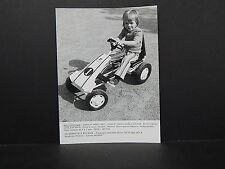 Vintage Photo, Miniature Cars, Children #32