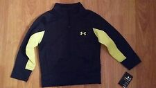 NWT Boys UNDER ARMOUR Size 2T track jacket zip up all season gear