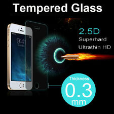 Anti-scratch 2.5D TEMPERED GLASS FILM SCREEN PROTECTOR FOR APPLE IPHONE 5 5S 5C