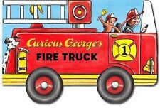 Curious George Ser.: Curious George's Fire Truck by H. A. Rey (2014, Board Book)