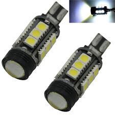 2pcs White Canbus Error Free Cree Emitter LED T15 921 912 W16W Reverse Light