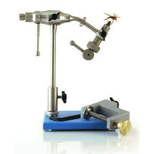 Full Rotary Stainless Steel Atles Wolff Fly Tying Vice