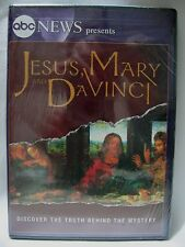 ABC News Presents - Jesus, Mary and Da Vinci (DVD, 2004) NEW!