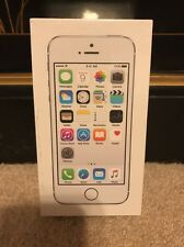 New Sealed Straight Talk Apple iPhone 5s 16GB Prepaid Phone White