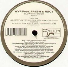 WVP - Blow That Door Pres. Fresh & Juicy Martijn Ten Velden Angel Anx & Dj Alek