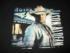 "2012 JASON ALDEAN ""The Night Train"" Concert Tour (3XL) T-Shirt"