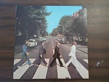 The Beatles Abbey Road beautiful Winchester pressing
