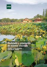 UNED Modelado y simulación de eventos discretos, eBook, 2013