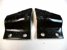 "Skid Steer Trencher Replacement 2"" Tooth Teeth Cup Cutter Cutting - Shipping"