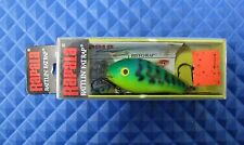 Rapala Rattlin' Deep Runner Fat Rap Crankbait Fishing Lure RFR-5FT