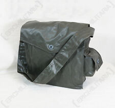 East German Army PBF GAS MASK BAG with Strap - Cold War Soviet Surplus Carrier