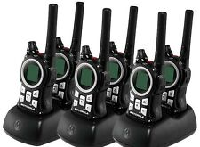 6 Motorola MR350 MR560 FRS GMRS 2-WAY Radio Walkie Talkie Ni-MH Weather VOX QT