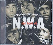 N.W.A - BEST OF: THE STRENGTH OF STREET KNOWLEDGE / CD - NEU
