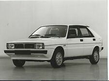 Lancia Delta HF Martini 1984 Press Photograph Mint Condition 23cm x 17cm