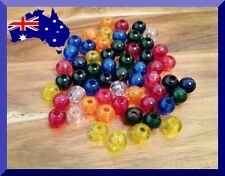 Education Resource Threading Beads Set of  50 for Learning Patterns