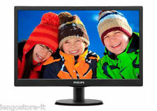 MONITOR SCHERMO PC 18,5 LED PHILIPS 193V5LSB2 VGA WIDE 19 POLLICI NUOVO VESA