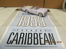 Franklin Mint 1953 Packard Caribbean Convertible  1:43  Scale