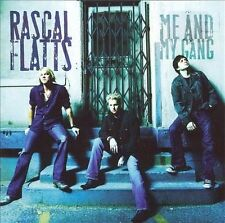 RASCAL FLATTS CD - ME AND MY GANG (2006) - NEW UNOPENED - COUNTRY