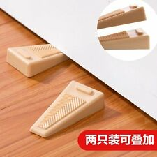 2 pcs/lot Baby clip door stopper child security gate windproof stackable door
