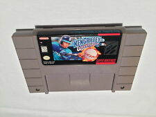 Ken Griffey Jr. Winning Run (Super Nintendo SNES) Game Cartridge Vr Nice!