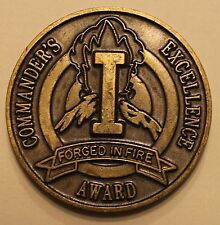 America's Corps Commander's Excellence Award Army Challenge Coin