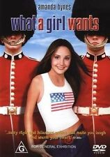 What A Girl Wants (DVD, 2003)