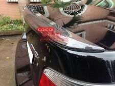 Carbon Fiber BMW 04-10 E60 5-series Sedan M5 type trunk spoiler ◎