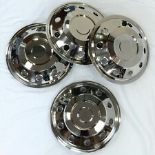 "Universal 16"" Stainless Steel Wheel Trims Great Quality Brand New"