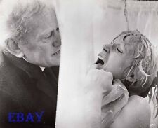 Harry Andrews chokes girl in shower VINTAGE Photo Internecine Project