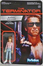 "SARAH CONNOR The Terminator 3 3/4"" inch Reaction Retro Action Figure 2014"