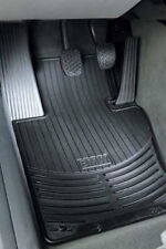 BMW OEM Black Rubber Floor Mats 2000-2006 E46 3 Series Sedan Wgn Cpe 82550151192