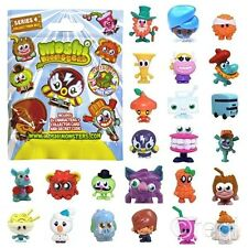 New 10 PACKS Moshi Monsters Series 4 Blind Bags With 2 Moshlings Official