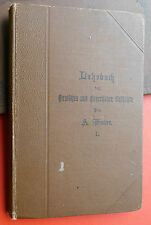 H. Winter: Lehrbuch der Deutschen und Bayerischen Geschichte, Bd. 1, 1895