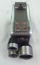 Vintage 'Kodak Brownie' 8mm Movie Camera with Leather Celestron Case