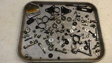 1981 Yamaha SR250 Exciter LOW MILES!! Y541' misc parts bolts mounts brackets