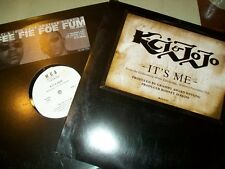 K-Ci & JoJo           PROMO VINYL LOT          Fee Fie Foe Fum  --   It's Me