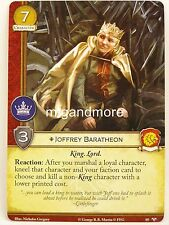A Game of Thrones 2.0 LCG - 1x #089 Joffrey Baratheon - Ghosts of Harrenhal