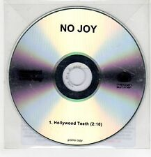 (GN379) No Joy, Hollywood Teeth - 2015 DJ CD