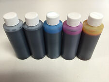 Canon PG-240 CL-241 Combo Refill Ink Kit 5 x 4oz Premium Bulk Ink Specialist