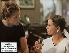 RYAN O'NEAL LEIGH TAYLOR-YOUNG  THE BIG BOUNCE 1969 VINTAGE LOBBY CARD N°3