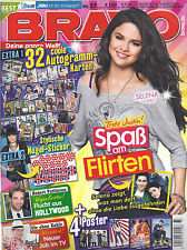 BRAVO 37/05.09.2012 Heft Komplett mit STEP UP 3 D Poster+ The Wanted,GREEN DAY