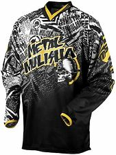 NEW Metal Mulisha VOLT motocross offroad riding Jersey adult size Small S