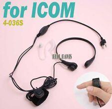 E36S Throat Vibration Mic FOR VX500 IC-F3 IC-F4 SP100