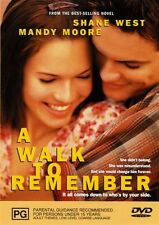 A Walk To Remember (DVD, 2004) New Sealed R4