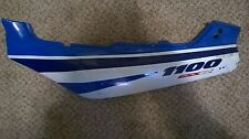 1991-1992 SUZUKI GSXR 1100 LEFT SIDE TAIL FAIRING