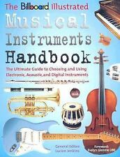 The Billboard Illustrated Musical Instruments Handbook: The Ultimate G-ExLibrary