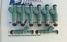 UPGRADE 24lb Fuel Injectors Ford Chevrolet Pontiac Camaro Mustang BOSCH Set of 8