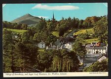 C1970s View of Enniskerry and Sugar Loaf Mountain, Wicklow, Eire