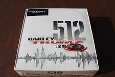 oakley thump 6zrh  Oakley Original Thump 512 Tribal Frame Brand New Factory Sealed